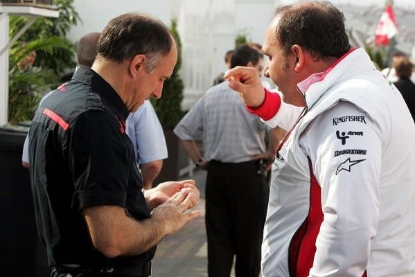 Ende im Kundenauto-Streit: Force India und Toro Rosso einigen sich