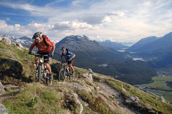 Engadin: Neue Höhen für Radfahrer