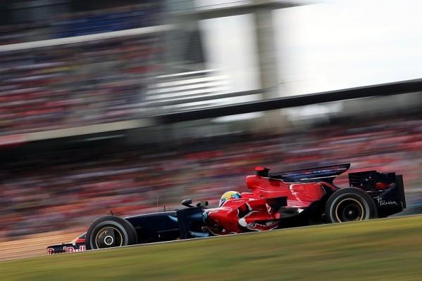 Erstaunen bei Toro Rosso: Verfrühter Reifenwechsel