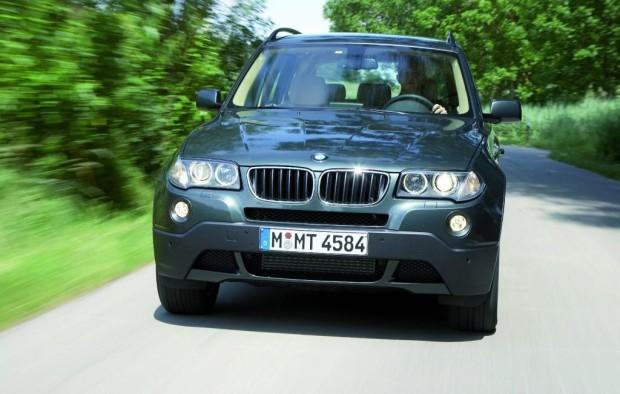 Fahrbericht BMW X3 2.5si: Platzhirsch