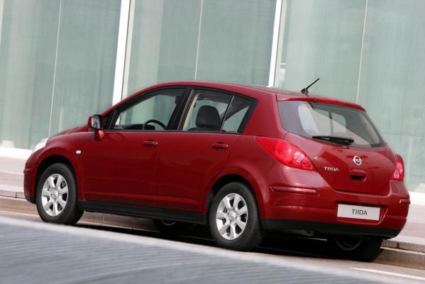 Fahrbericht Nissan Tiida: Kompakte Vernunftslösung
