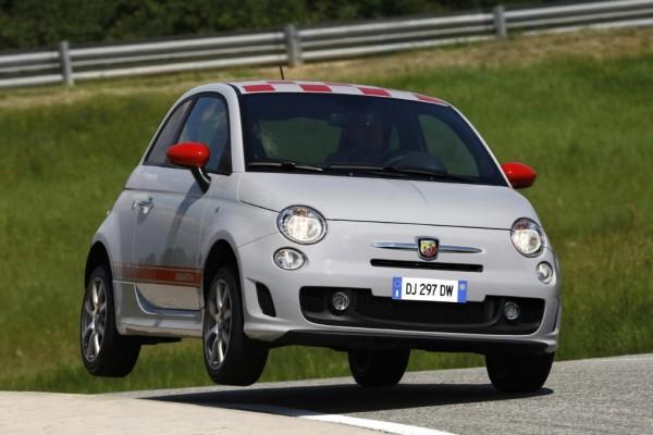 Fiat 500 Abarth: Joker im Ärmel
