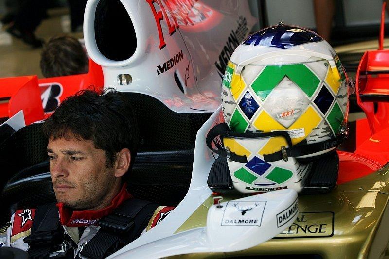 Fisichella bleibt bei Force India: An Rücktritt ist nicht zu denken