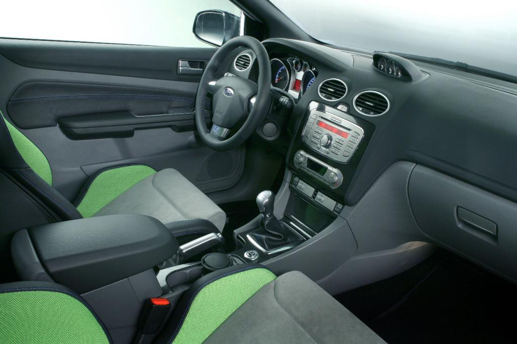Ford Focus RS kehrt mit 300 PS zurück