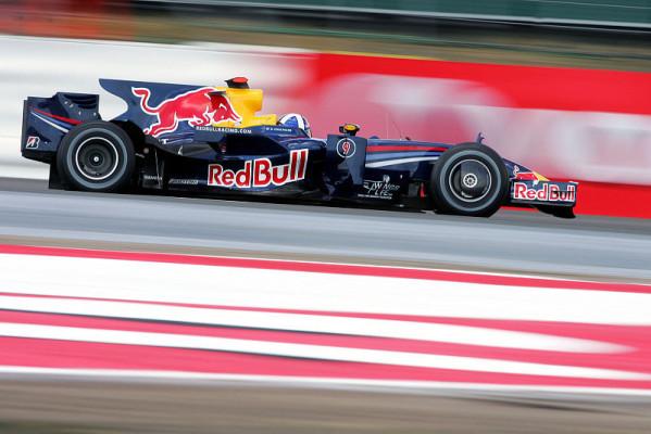 Guter Tag für Red Bull: Erst ankündigen, dann fahren