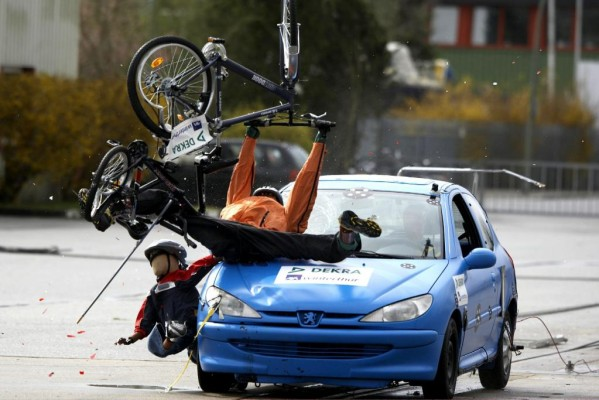 Kinder sind auf der Straße besonders gefährdet