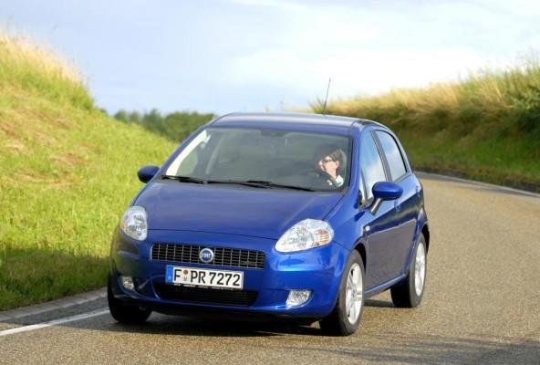 Kraftstoffkosten-Zuschuss bei Fiat