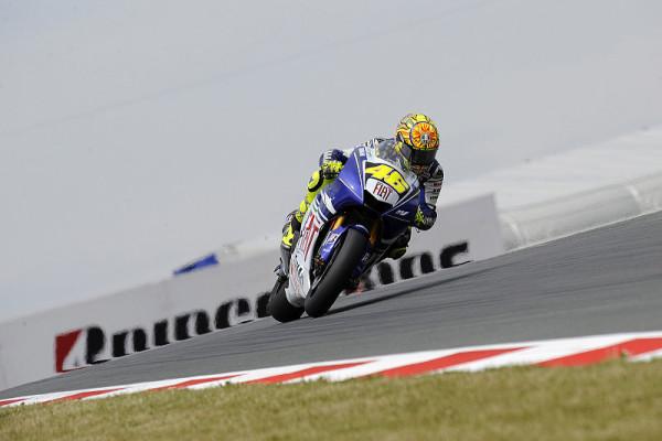 Lorenzo war Rossi im Weg: Das war Pech