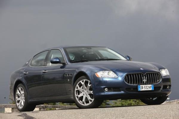 Maserati Quattroporte S: Das Tüpfelchen auf dem ''i'' heißt ''S''