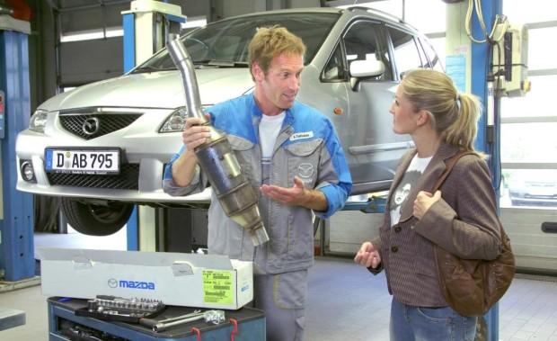 Mazda beteiligt sich an ADAC-Aktion zur DPF-Nachrüstung