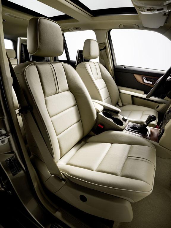 Mercedes-Benz - GLK-Klasse - Bild(12)