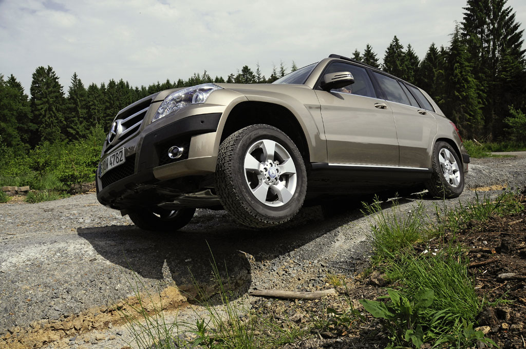 Mercedes-Benz - GLK-Klasse - Bild(5)