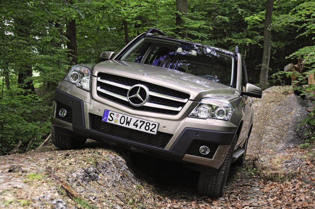Mercedes-Benz - GLK-Klasse - Bild(8)