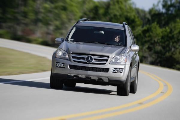 Mercedes-Benz M-Klasse: In den USA mit dem saubersten Diesel der Welt