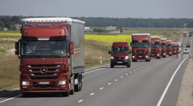 Mercedes-Benz präsentiert den neuen Actros in Osteuropa