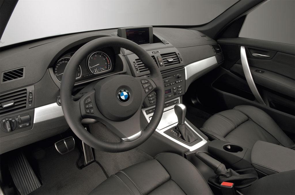 Neue Ausstattungspakete für BMW X3