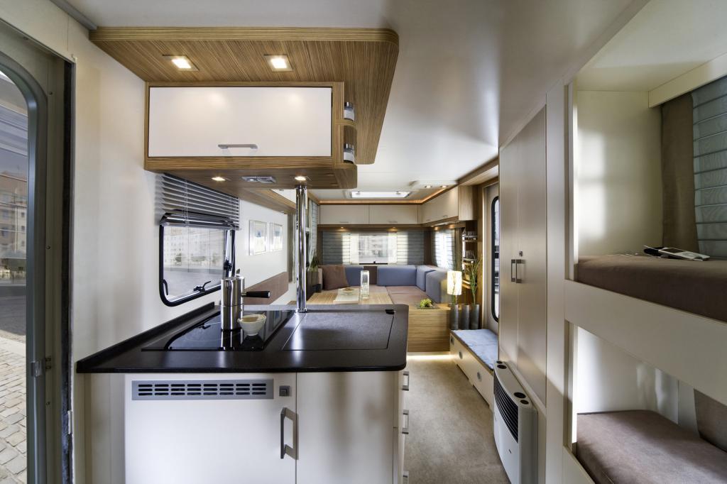 Neue Caravans und Reisemobile bei Knaus Tabbert