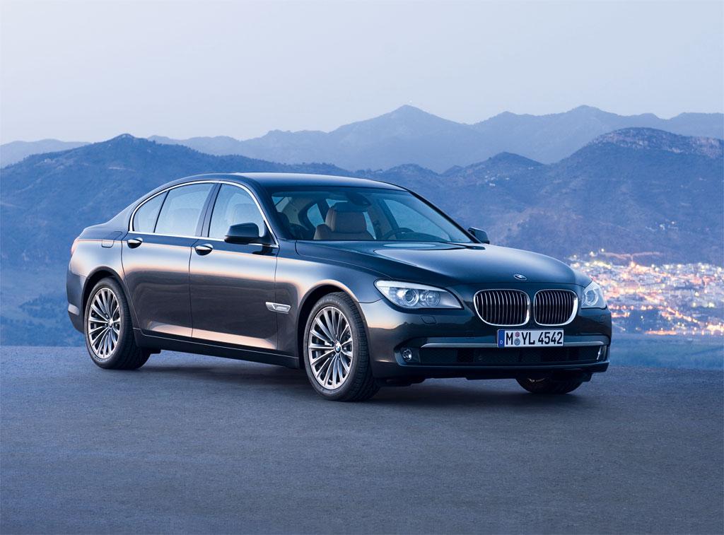 Neuer BMW 7er kommt im November