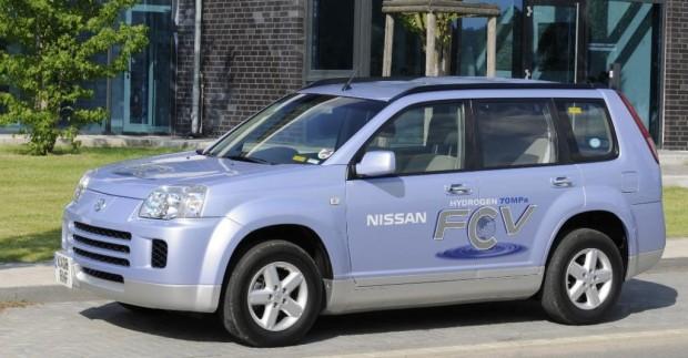 Nissan FCV: Der Traum von der Brennstoffzelle