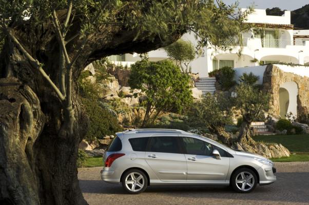 Peugeot 308 SW: Van-Ambiente im Kombi