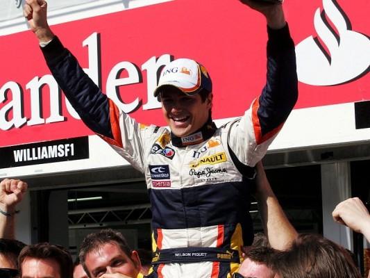 Piquet Junior hat den Dreh raus: Arbeitet härter denn je