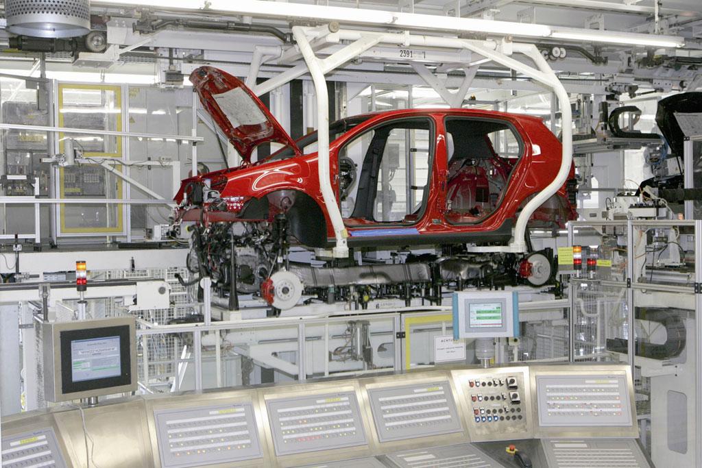 Produktion des neuen VW Golf wird schneller