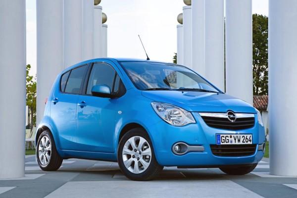 Rückruf für Opel Agila und Suzuki Splash