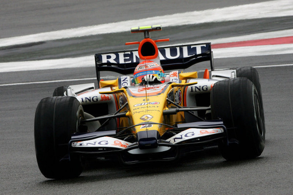 Renault betrieb Feintuning: Nur an der Balance fehlte es noch
