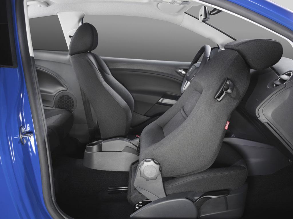 Seat Ibiza SC: Feuriger Angriff in der Zwergenklasse