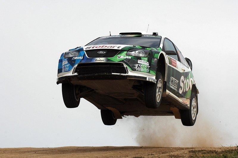 Stobart Ford vor Rallye Finnland: Eine Prise Understatement