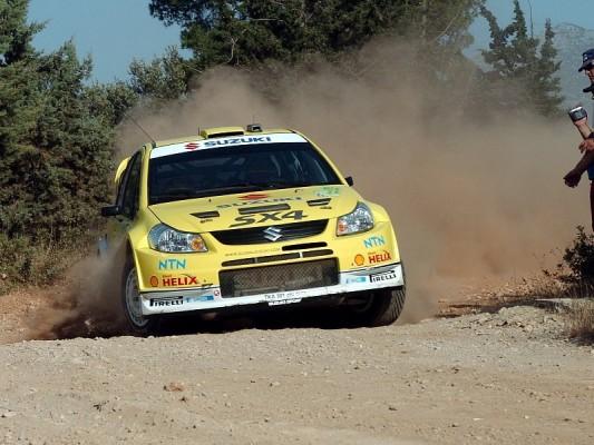 Suzuki vor Rallye Finnland: Mit frischem Wind in die zweite Saisonhälfte