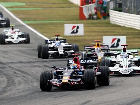 Tost lobt Vettels bestes Rennen: Bourdais fehlte das Glück