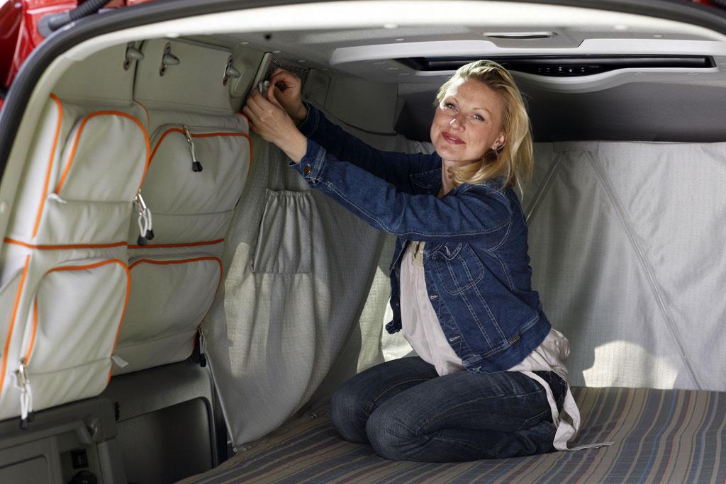 Volkswagen Caddy Maxi Life Tramper 2.0 TDI: Reisebett mit hohem Fahrgenuss