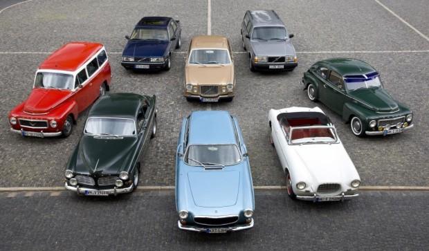 Volvo feiert 50-jähriges Jubiläum in Deutschland
