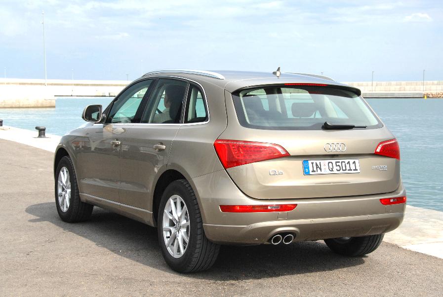 Vorstellung Audi Q5: Starke Leistung