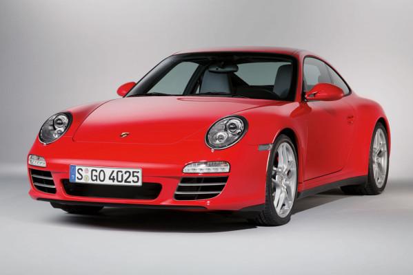 Vorstellung Porsche Carrera 4: Genuss pur