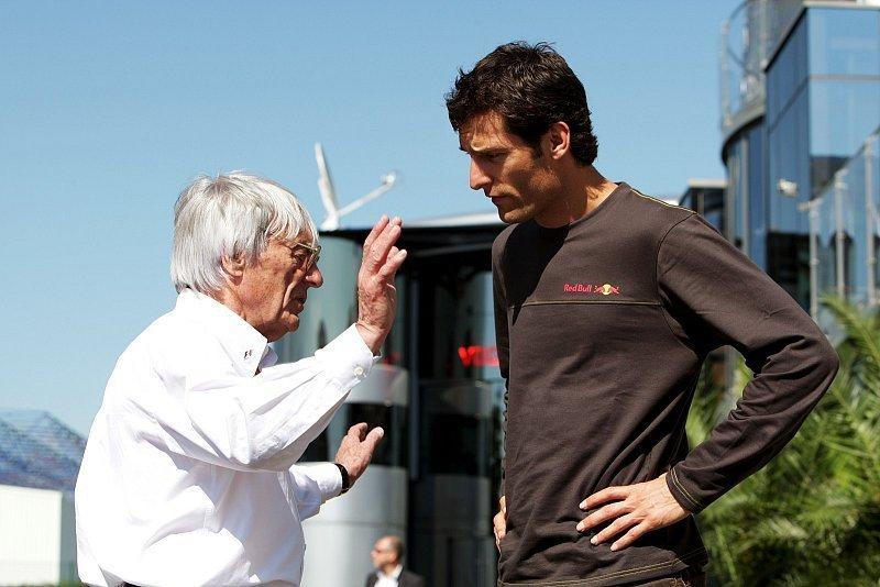 Webber plädiert wieder für ein Rennen: Diesmal muss Silverstone bleiben