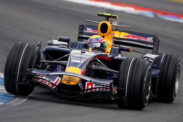 Webber stoppte die Ölkühlung: Es ging schon schlecht los