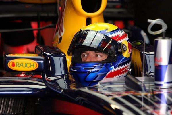 Webber verlängert bei Red Bull: Das war recht einfach