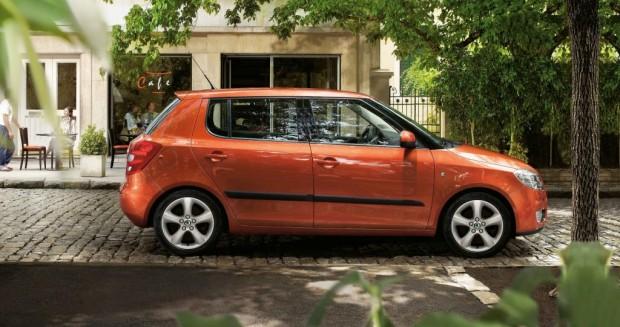 Škoda Fabia mit bis zu 1102 Euro Preisvorteil
