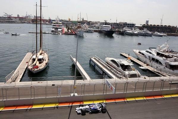 3. Training, Kubica vor Rosberg: Ungewöhnliches Ergebnis