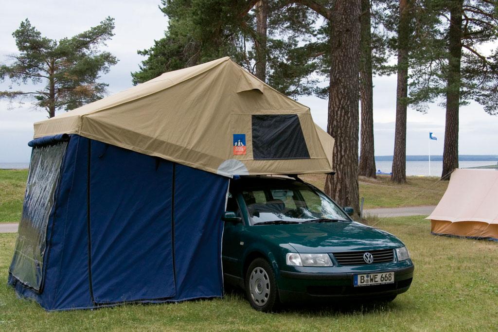 3DOG camping: Zelten mit Komfort