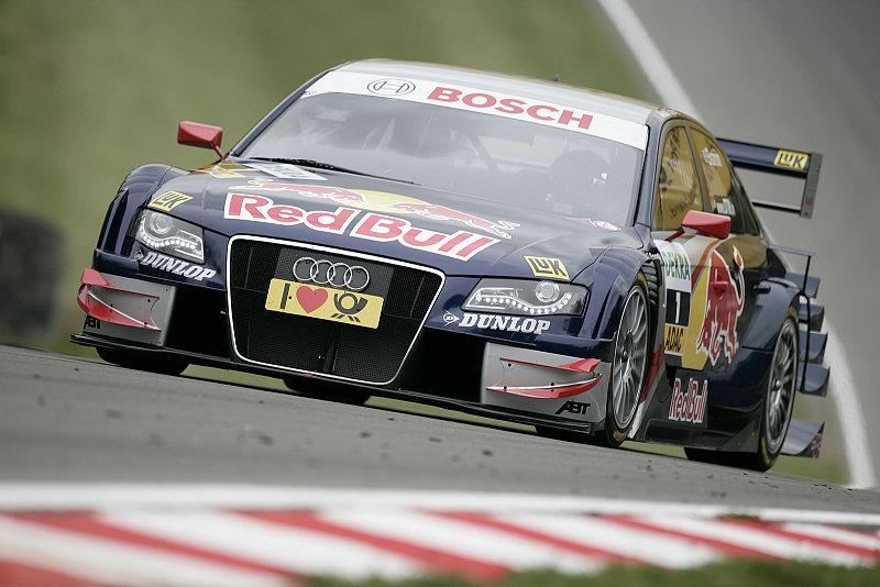 Audi-Trio dominiert den Nachmittag: Mercedes neben der Spur
