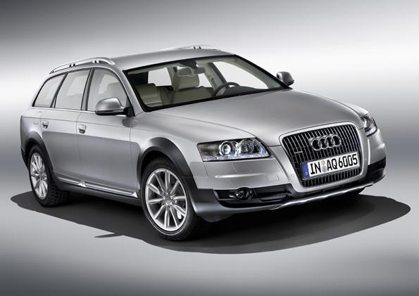 Audi senkt Verbrauch des A6 um rund 15 Prozent