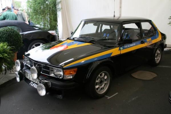 AvD-Oldtimer-Grand-Prix: 30 Jahre Saab Turbo