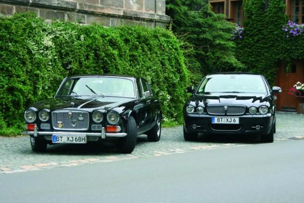 AvD-Oldtimer-Grand-Prix: 40 Jahre Jaguar XJ