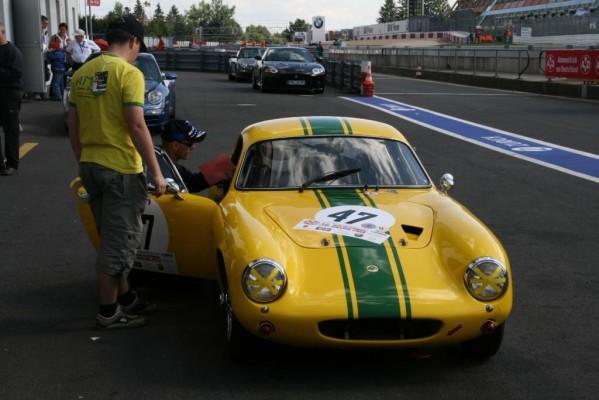 AvD-Oldtimer-Grand-Prix: Streichelzoo für Autos