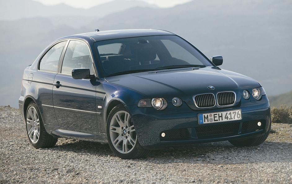 BMW 3-er Coupe