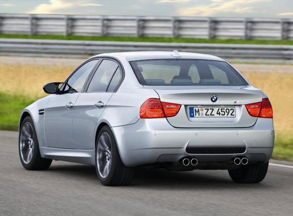 BMW M-Modelle gehen ins neue Modelljahr