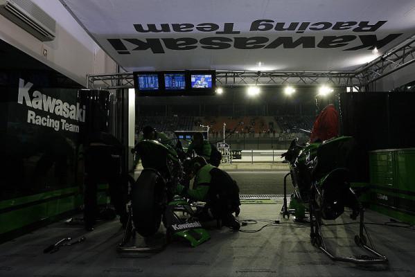Bautista, Elias oder doch West?: Kawasakis Fahrerkarussell